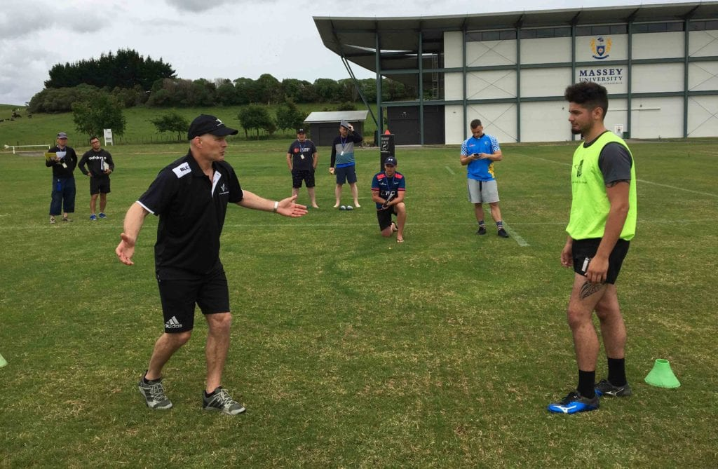 Emerging Players Course practical module
