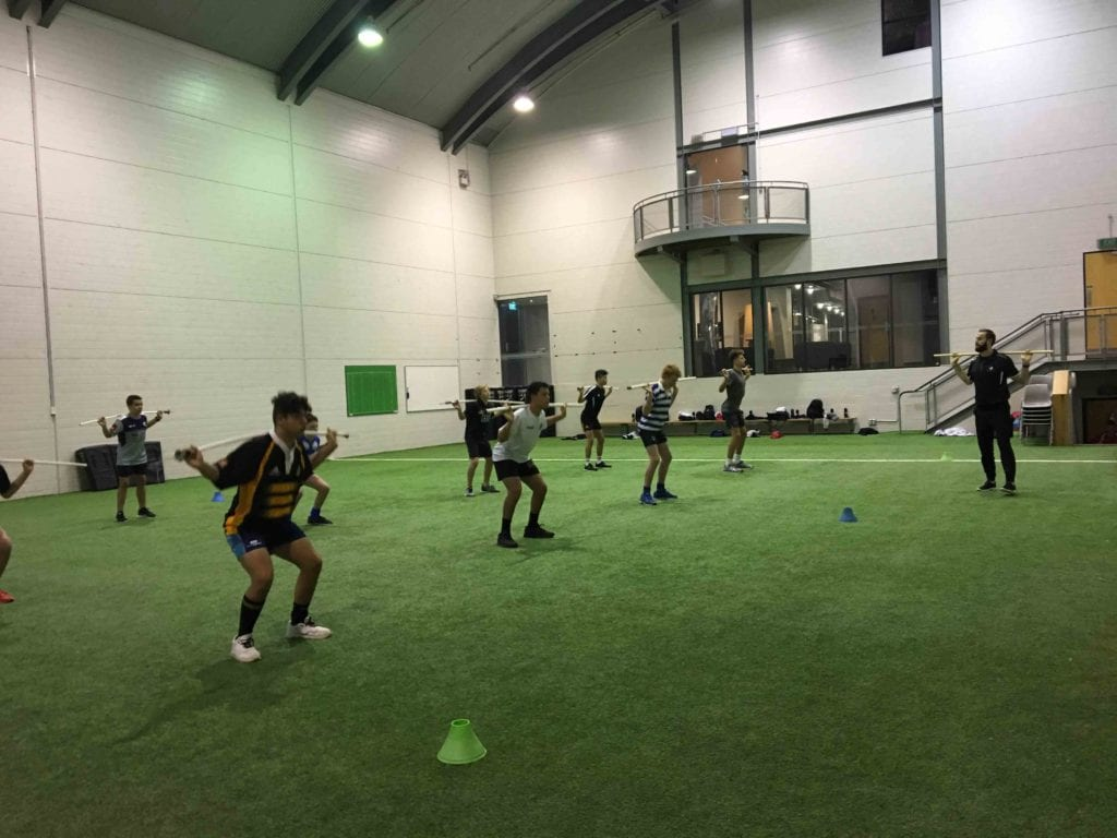 Intermediate Players Strength and Conditioning