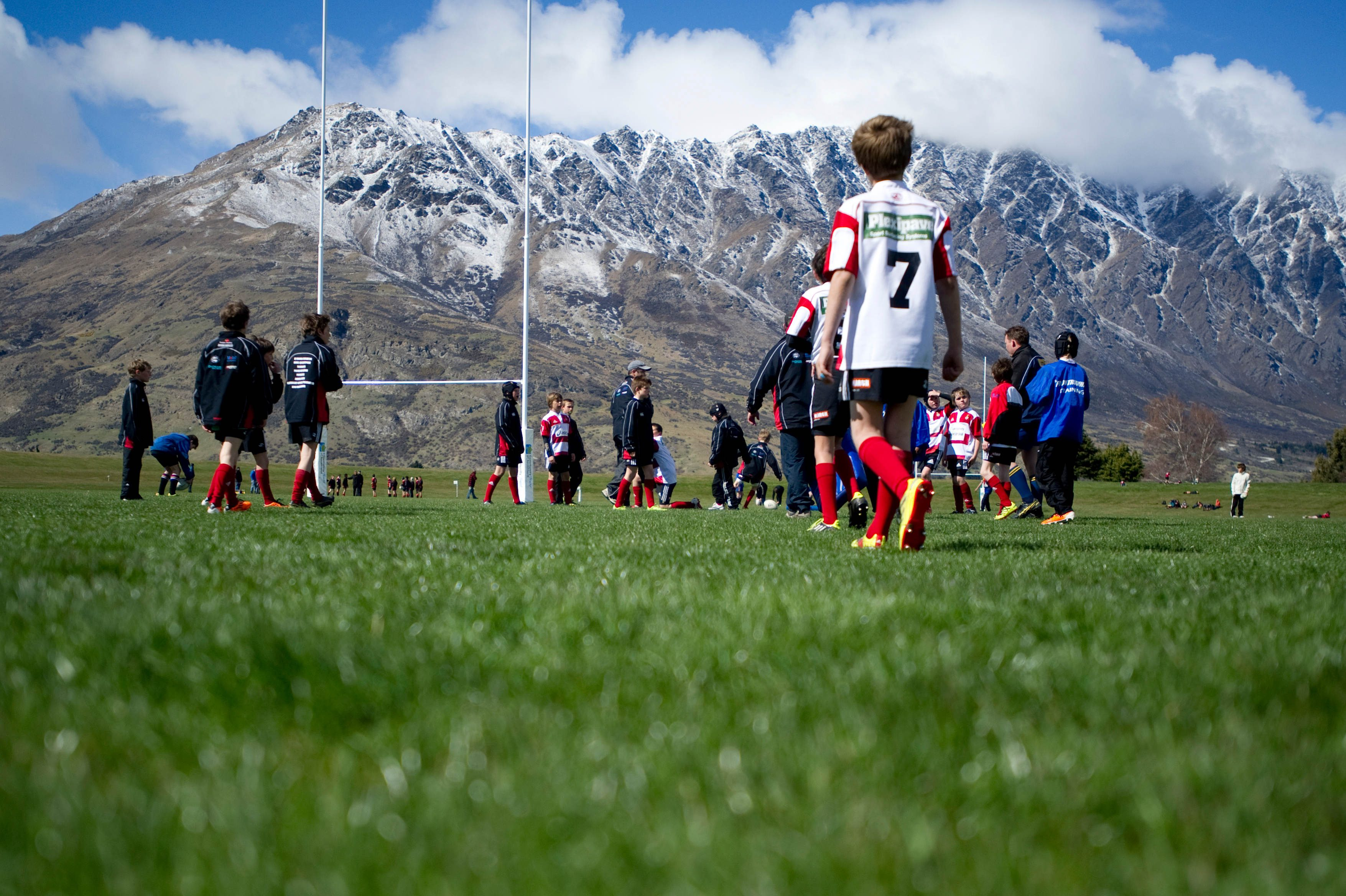 New Zealand Junior Rugby Festival
