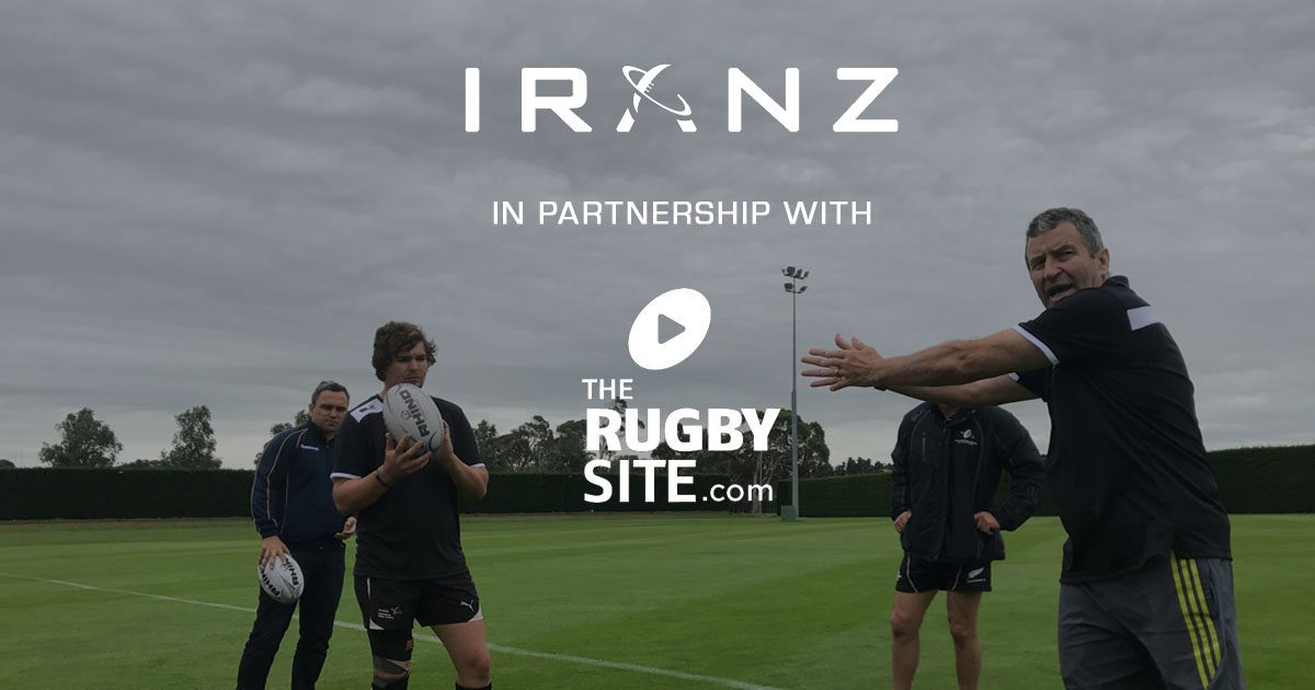 IRANZ and The Rugby Site