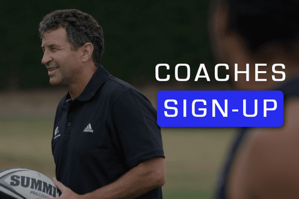 The Rugby Site Coach Sign-Up